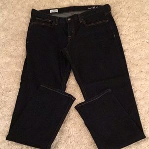 Gap 1969 real straight jeans Dry Cleaned only